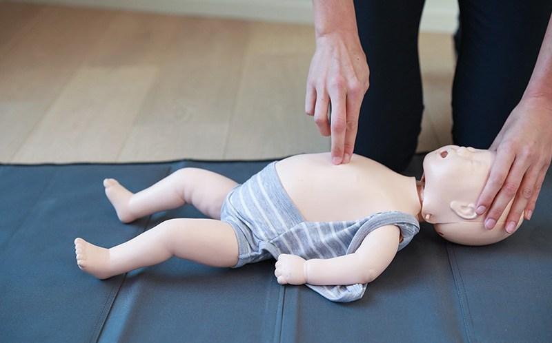 Workshop Levensreddend Handelen baby en kind @home